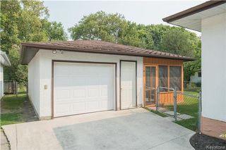 Photo 20: 157 Slater Avenue in Winnipeg: Fraser's Grove Residential for sale (3C)  : MLS®# 1723346