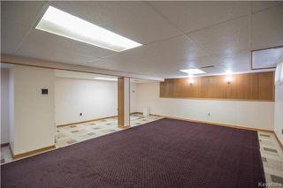 Photo 13: 157 Slater Avenue in Winnipeg: Fraser's Grove Residential for sale (3C)  : MLS®# 1723346