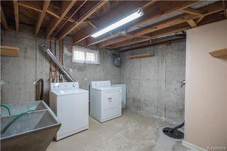 Photo 16: 157 Slater Avenue in Winnipeg: Fraser's Grove Residential for sale (3C)  : MLS®# 1723346