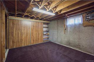 Photo 15: 157 Slater Avenue in Winnipeg: Fraser's Grove Residential for sale (3C)  : MLS®# 1723346