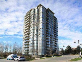 Photo 1: 1905 555 DELESTRE Avenue in Coquitlam: Coquitlam West Condo for sale : MLS®# R2203305