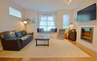 Photo 7: 23 3431 GALLOWAY Avenue in Coquitlam: Burke Mountain Townhouse for sale : MLS®# R2206605
