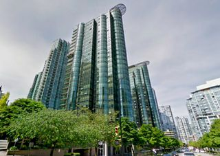 Photo 1: 2008 555 JERVIS STREET in Vancouver: Coal Harbour Condo for sale (Vancouver West)  : MLS®# R2193199
