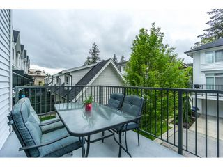 "Photo 19: 12 14955 60 Avenue in Surrey: Sullivan Station Townhouse for sale in ""Cambridge Park"" : MLS®# R2263238"