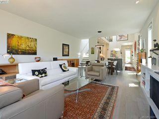 Photo 6: 142 St. Andrews St in VICTORIA: Vi James Bay Half Duplex for sale (Victoria)  : MLS®# 787996