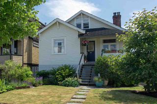 Photo 1: 558 E 27TH Avenue in Vancouver: Fraser VE House for sale (Vancouver East)  : MLS®# R2285398
