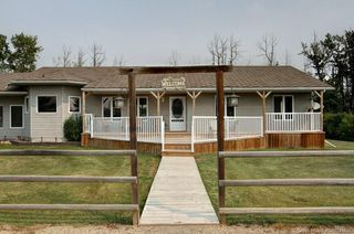 Main Photo: 36369 S C & E Trail in Red Deer County: RC Rural Red Deer County Residential Acreage for sale : MLS®# CA0145837