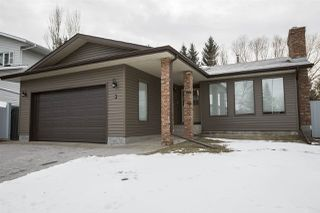 Main Photo: 3 HICKORY Crescent: Sherwood Park House for sale : MLS®# E4137264