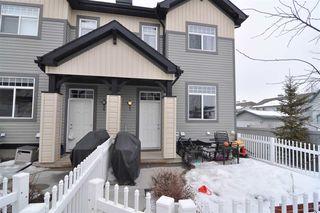 Main Photo: 27 465 HEMINGWAY Road in Edmonton: Zone 58 Townhouse for sale : MLS®# E4140769