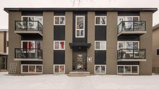 Photo 2: 1 10720 85 Avenue in Edmonton: Zone 15 Condo for sale : MLS®# E4143232
