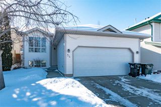 Main Photo: 54 BLUEBERRY Crescent: Sherwood Park House for sale : MLS®# E4145429