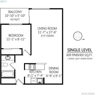 Photo 25: 307 103 E Gorge Rd in VICTORIA: Vi Burnside Condo Apartment for sale (Victoria)  : MLS®# 807413