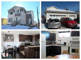 Photo 1: 10611 68 Avenue in Edmonton: Zone 15 House Half Duplex for sale : MLS®# E4147388