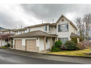 "Main Photo: 4 2575 MCADAM Road in Abbotsford: Abbotsford East Townhouse for sale in ""Sunnyhill Terrace"" : MLS®# R2349445"