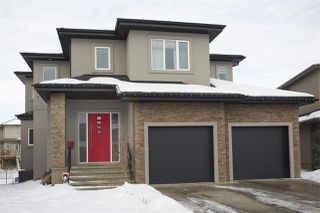 Main Photo: 2634 WATCHER Way in Edmonton: Zone 56 House for sale : MLS®# E4148135