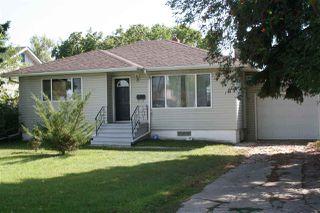 Main Photo: 11131 110A Avenue in Edmonton: Zone 08 House for sale : MLS®# E4150468