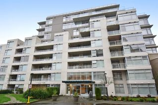 "Main Photo: 509 9298 UNIVERSITY Crescent in Burnaby: Simon Fraser Univer. Condo for sale in ""NOVO 1"" (Burnaby North)  : MLS®# R2365365"