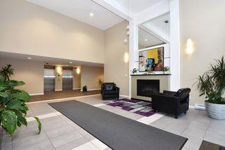 "Photo 3: 509 9298 UNIVERSITY Crescent in Burnaby: Simon Fraser Univer. Condo for sale in ""NOVO"" (Burnaby North)  : MLS®# R2365365"