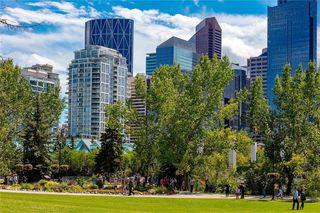 Photo 35: 1702A 500 EAU CLAIRE Avenue SW in Calgary: Eau Claire Apartment for sale : MLS®# C4242368