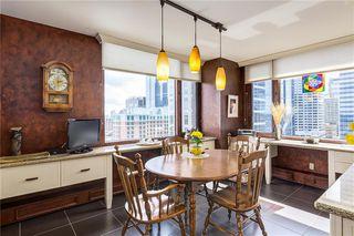 Photo 10: 1702A 500 EAU CLAIRE Avenue SW in Calgary: Eau Claire Apartment for sale : MLS®# C4242368