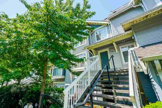"Photo 1: 35 7488 SOUTHWYNDE Avenue in Burnaby: South Slope Townhouse for sale in ""LEDGESTONE I"" (Burnaby South)  : MLS®# R2374262"