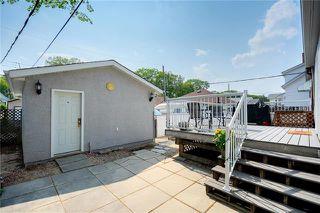 Photo 20: 126 Cobourg Avenue in Winnipeg: Glenelm Residential for sale (3C)  : MLS®# 1911810