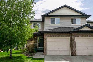 Photo 1: 52 NEVIS Close: St. Albert House Half Duplex for sale : MLS®# E4160497