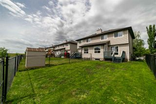 Photo 29: 52 NEVIS Close: St. Albert House Half Duplex for sale : MLS®# E4160497