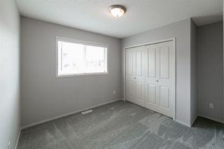 Photo 23: 52 NEVIS Close: St. Albert House Half Duplex for sale : MLS®# E4160497