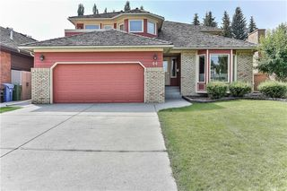 Main Photo: 44 OAKMOUNT Court SW in Calgary: Oakridge Detached for sale : MLS®# C4249537