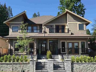 Main Photo: 260 E 22ND Street in North Vancouver: Central Lonsdale House 1/2 Duplex for sale : MLS®# R2409011