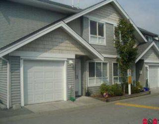 """Photo 1: 14 12128 68TH AV in Surrey: West Newton Townhouse for sale in """"Mallard Ridge"""" : MLS®# F2520751"""