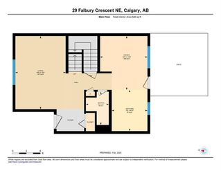 Photo 31: 29 FALBURY Crescent NE in Calgary: Falconridge Semi Detached for sale : MLS®# C4288390
