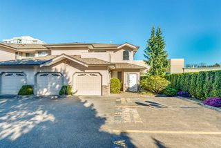 """Photo 1: 52 19060 FORD Road in Pitt Meadows: Central Meadows Townhouse for sale in """"REGENCY COURT"""" : MLS®# R2445894"""