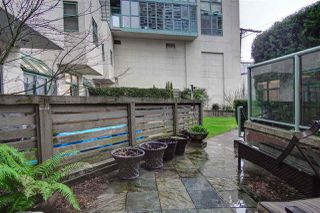 "Photo 16: 1487 HORNBY Street in Vancouver: Yaletown Townhouse for sale in ""CORAL COURT"" (Vancouver West)  : MLS®# R2457341"