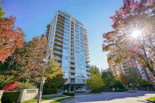 Photo 1: 705 5639 HAMPTON Place in Vancouver: University VW Condo for sale (Vancouver West)  : MLS®# R2502631