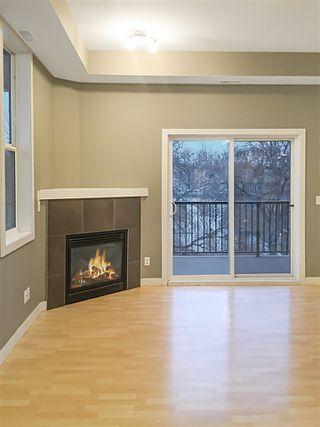 Photo 2: 301 8223 99 Street NW in Edmonton: Zone 15 Condo for sale : MLS®# E4221129