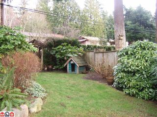 """Photo 9: 1932 127TH Street in Surrey: Crescent Bch Ocean Pk. House for sale in """"OCEAN PARK"""" (South Surrey White Rock)  : MLS®# F1106623"""