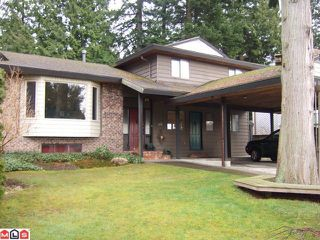 """Photo 1: 1932 127TH Street in Surrey: Crescent Bch Ocean Pk. House for sale in """"OCEAN PARK"""" (South Surrey White Rock)  : MLS®# F1106623"""