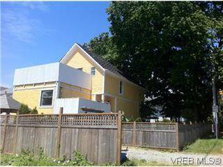 Photo 1: 855 Craigflower Rd in VICTORIA: Es Old Esquimalt Single Family Detached for sale (Esquimalt)  : MLS®# 575661