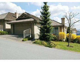 "Photo 1: 31 2979 PANORAMA DR in Coquitlam: Westwood Plateau Townhouse for sale in ""DEER CREST ESTATES"" : MLS®# V581722"