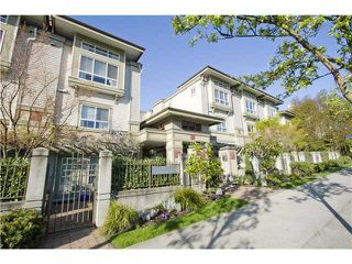 Main Photo: 39 2375 W BROADWAY in Vancouver: Kitsilano Condo for sale (Vancouver West)  : MLS®# V822337