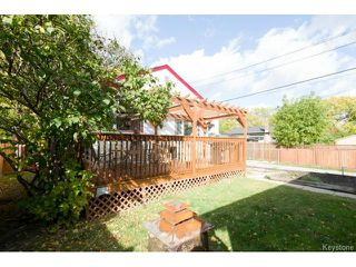 Photo 17: 432 Ravelston Avenue East in WINNIPEG: Transcona Residential for sale (North East Winnipeg)  : MLS®# 1322033