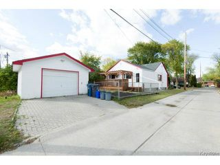 Photo 18: 432 Ravelston Avenue East in WINNIPEG: Transcona Residential for sale (North East Winnipeg)  : MLS®# 1322033