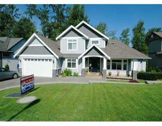 "Photo 1: 11033 237TH ST in Maple Ridge: Cottonwood MR House for sale in ""RAINBOW RIDGE"" : MLS®# V593651"
