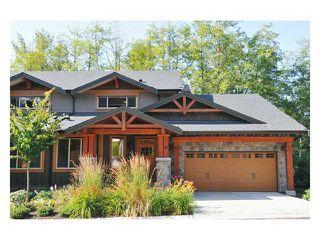 "Main Photo: 97 24185 106B Avenue in Maple Ridge: Albion Townhouse for sale in ""TRAILS EDGE"" : MLS®# V1045522"