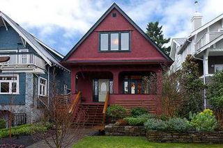 Main Photo: 3256 2ND Ave W in Vancouver West: Kitsilano Home for sale ()  : MLS®# V934063