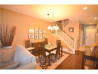 "Photo 3: 58 2615 FORTRESS Drive in Port Coquitlam: Citadel PQ Townhouse for sale in ""ORCHARD HILL"" : MLS®# V1054893"