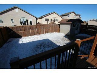 Photo 20: 27 Nevens Bay in WINNIPEG: Transcona Residential for sale (North East Winnipeg)  : MLS®# 1505127