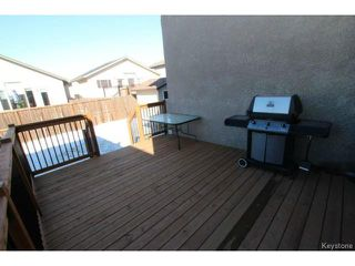 Photo 19: 27 Nevens Bay in WINNIPEG: Transcona Residential for sale (North East Winnipeg)  : MLS®# 1505127